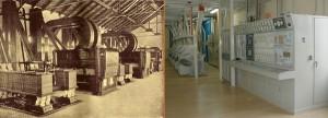 El molino de harinas polo ayer y hoy