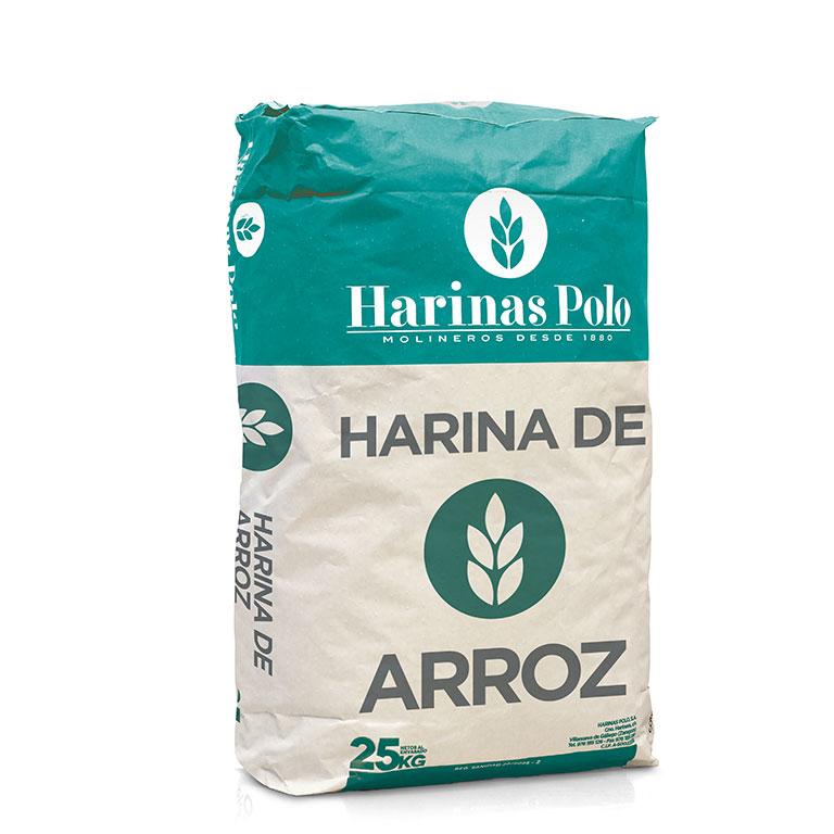 Rice's flour