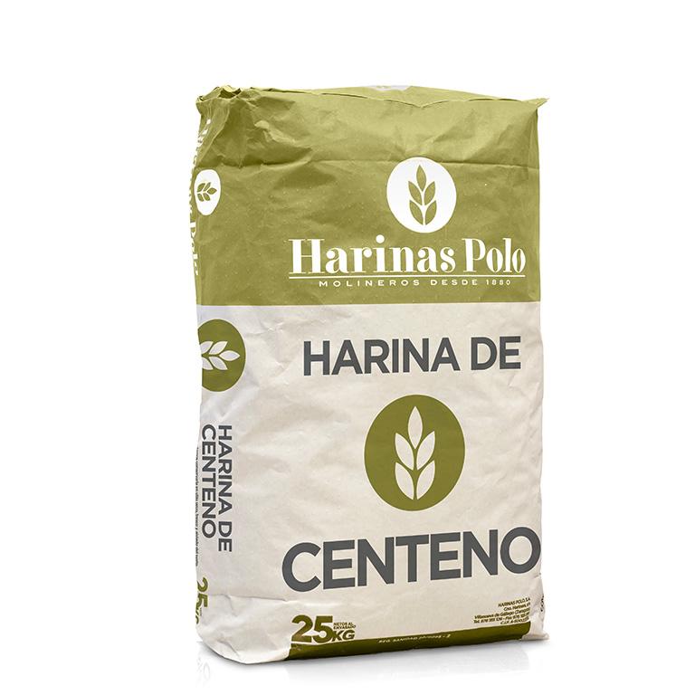 Harina de Centeno integral