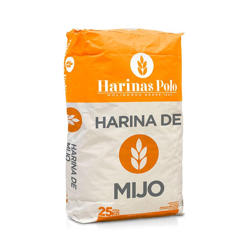 Millet's flour