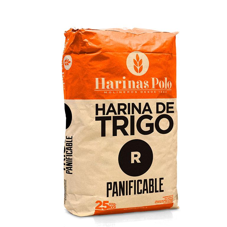 Harina de trigo R Panificable