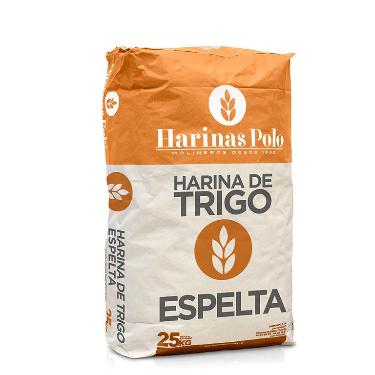 Harina de trigo de espelta