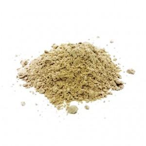 Harina de trigo tostado