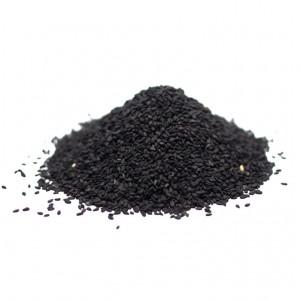 Semillas de sésamo negro